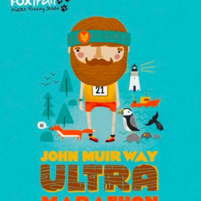Jon Muir Way Ultra Marathon